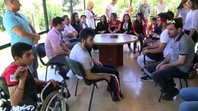 isaret dili -  Kızıltepe'de Engelliler Haftası etkinlikleri
