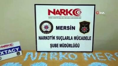 narkotik -  Mersin'de 3 bin 66 adet uyuşturucu hap ele geçirildi