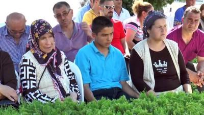 Mersin'de engellilerin bir günlük askerlik sevinci - MERSİN