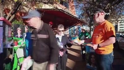- Avustralya'da Erken Oy Kullanma Süreci Devam Ediyor