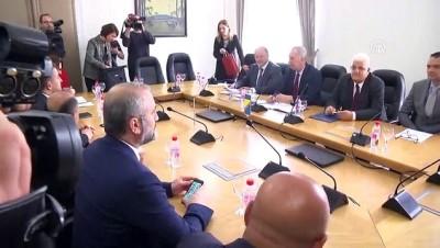 basin aciklamasi - Bakan Pakdemirli, Bosna Hersek Dış Ticaret ve Ekonomik İlişkiler Bakanı Sarovic ile görüştü - SARAYBOSNA