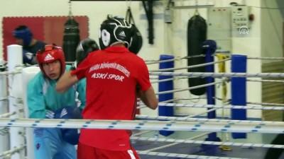 boksor - Boksta hedef olimpiyat madalyası - KASTAMONU