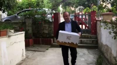 yardim kampanyasi - Bu mahallede bir elin verdiğini diğer el görmüyor - İSTANBUL