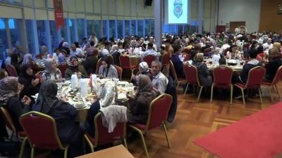kutsal topraklar - Bursa'da şehit ve gazi aileleri iftarda bir araya geldi