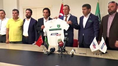 Denizlispor, Süper Lig'de 'Yukatel Denizlispor' ismini kullanacak - DENİZLİ