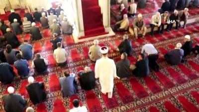 sahit -  Fatih Sultan Mehmet Han'ın başlattığı 'kılıçla hutbe' geleneği 6 asırdır yaşatılıyor