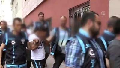Hırsızlık şebekesinin firari şüphelilerine operasyon - KAYSERİ