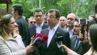 'Hukukla beraber mücadelemizi de vereceğiz' - İSTANBUL