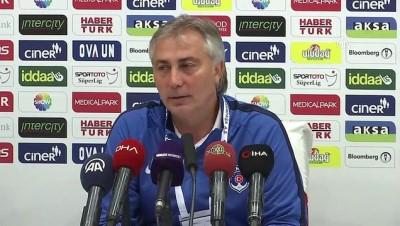 bulduk - Kasımpaşa - Atiker Konyaspor maçının ardından -  İlyas Öztürk - İSTANBUL