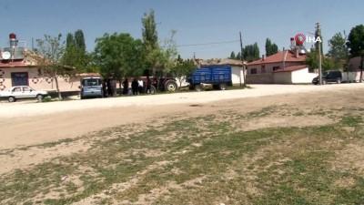 Konya'da dehşet...Eski muhtar bacanağını ve iki çocuğunu öldürdü