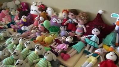 Lösemi hastası çocuklar için ilmik attılar - BİTLİS