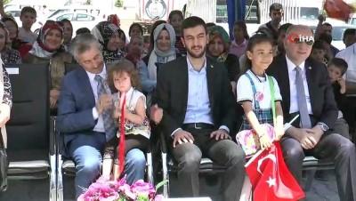 sayilar -  Milletvekili Yüksel'i hüngür hüngür ağlatan açılış