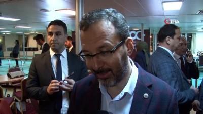 sahit -  Piri Reis Üniversitesi Gemisi, İstanbul'dan Samsun'a tarihi yolculuğa çıktı