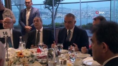 Samsun'a çıkışının 100. Binali Yıldırım ve Yılı Bakan Ersoy'un katılımıyla kutlandı