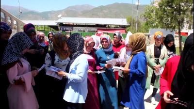 Sason'da '100 Kadın Değişir Toplum Değişir Projesi' - BATMAN