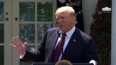 Trump göçmenlik reform teklifini açıkladı - WASHINGTON