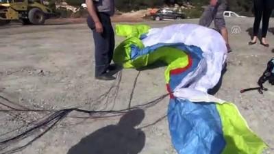dunya sampiyonasi - Türkiye Yamaç Paraşütü Hedef Şampiyonası - HATAY
