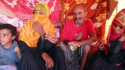 ic savas - Yemenli aile 5 üyesini mayınlara kurban verdi - MARİB