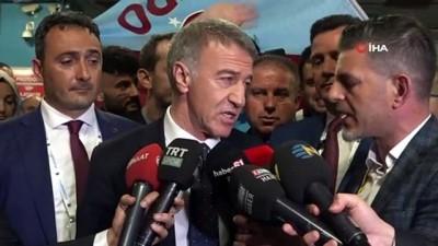 temel atma toreni - Ağaoğlu: 'Abdülkadir Ömür ve Yusuf'la ilgili bir karar vermedik'