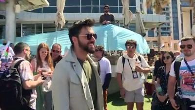 sili - Azerbaycan temsilcisi Eurovision finalinde Türklerden destek bekliyor - TEL AVİV