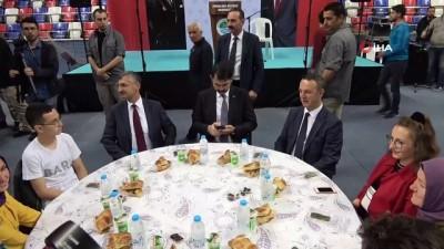 """Bakan Murat Kurum: """"Göreve geldiğimiz andan itibaren 50'den fazla şehrimizi ziyaret ettik"""""""
