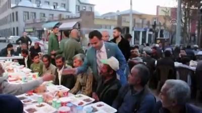 felsefe - Bulanık Kaymakamlığı iftar yemeği verdi - MUŞ