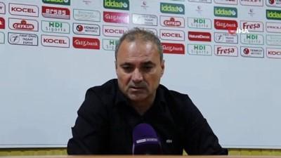 """Erkan Sözeri: """"Giresunspor prestijli bir final yaptı'"""