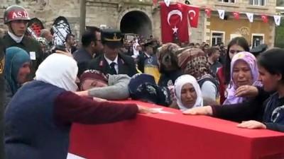 Hatay'da şehit olan askerin cenazesi toprağa verildi - NİĞDE