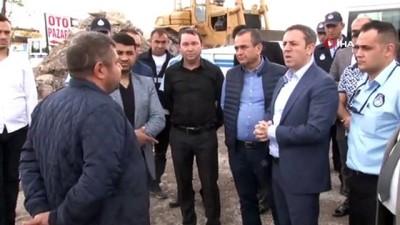 Keçiören Belediyesi, Ovacık Oto pazarı ruhsatını iptal etti
