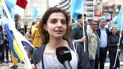 hukumet -  Kırım Sürgünü 75'inci yılında anıldı