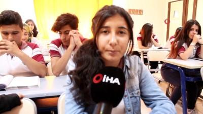 yardim kampanyasi -  Lise öğrencileri Osmanlı geleneğini yaşatıyor