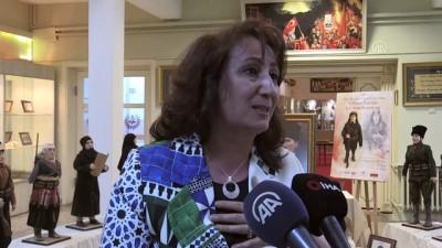 tarihci - 'Milli Mücadele'nin kadınları' figürleri Samsun'da sergilenecek - ESKİŞEHİR