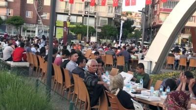 sili - Siirt Valiliği'nden 2 bin kişilik iftar - SİİRT