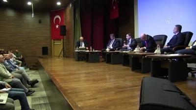 gorece - 'Türkiye tekstilde dünyada iyi yerlerde' - TEKİRDAĞ