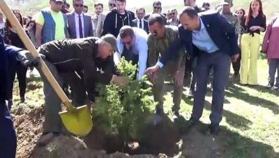 Yüksekova'da 'Adalet Ormanı' oluşturuldu - HAKKARİ