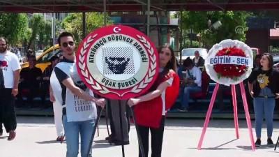 19 Mayıs Atatürk'ü Anma, Gençlik ve Spor Bayramı (2) - UŞAK