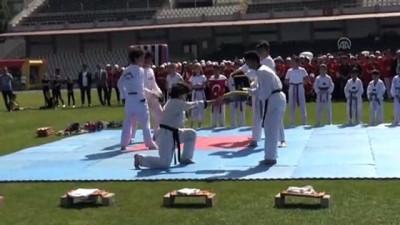 19 Mayıs Atatürk'ü Anma, Gençlik ve Spor Bayramı - AYDIN