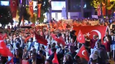 sehit - 19 Mayıs Atatürk'ü Anma, Gençlik ve Spor Bayramı - Fener alayı - MALATYA