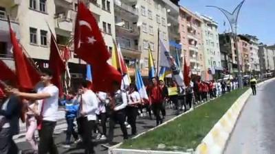 19 Mayıs Atatürk'ü Anma, Gençlik ve Spor Bayramı - HAKKARİ