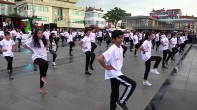 19 Mayıs'ın 100. yılı için 'Dünya Atabarı Oynuyor' projesi - ÇORUM