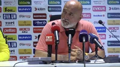 Akhisarspor - İstikbal Mobilya Kayserispor maçının ardından - MANİSA