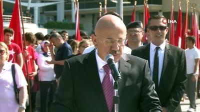 sivil toplum -  Antalya'da 19 Mayıs kutlandı