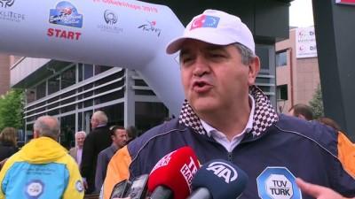 amator - Europa-Orient/Doğu-Batı Dostluk Ve Barış Ralli'si Ankara'dan yola çıktı