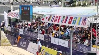FIVB Plaj Voleybolu Dünya Turu - AYDIN
