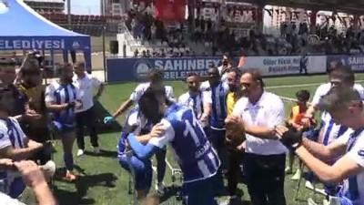 rekor - Futbol: Ampute Süper Ligi - GAZİANTEP