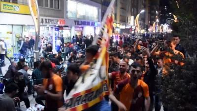 Galatasaray'ın şampiyonluk kutlamaları - HAKKARİ