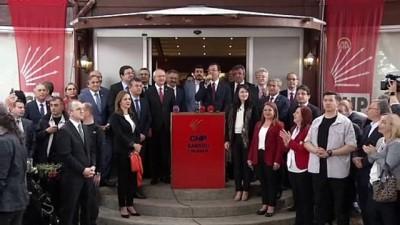 İmamoğlu: 'Bu süreç Türkiye'mizin demokrasisine verilen zararı milletçe tamir etme süreci' - SAMSUN
