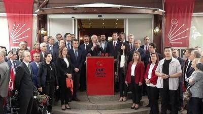 Kılıçdaroğlu: 'Ayın 23'ünde tatil yok, bir yerlere gitmek yok' - SAMSUN