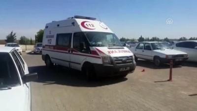 polis ekipleri - Şanlıurfa'da dereye düşen çocuk boğuldu