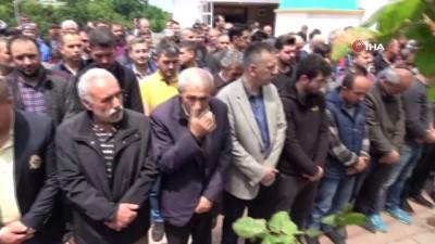 Taş ocağı patlamasında ölen işçi toprağa verildi
